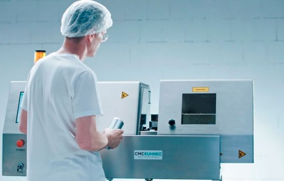 Lo último en inspección de envases de alimentos El SEAMscan XTS III