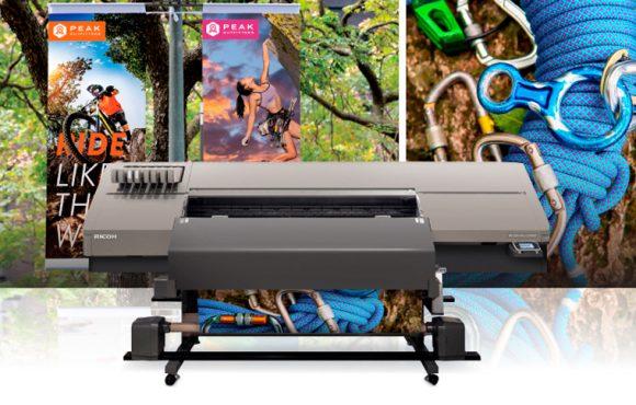 La nueva Ricoh Pro™ L5160 de tintas látex, premiada por Buyers Lab